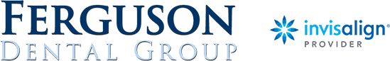 Ferguson Dental Group and Invisalign logo